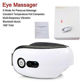 Bluetooth Smart Vibration Eye Massager Musik Faltbarer Augenschutz