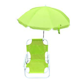 الأطفال & apos;ق متعددة الوظائف المحمولة خفيفة الوزن للطي كرسي WIth المظلات
