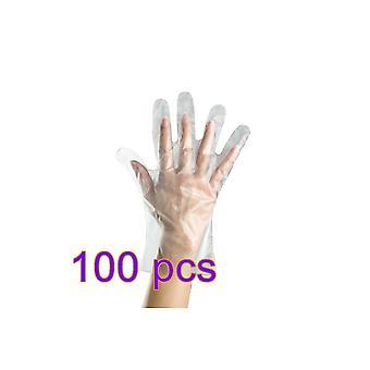 100 buc mănuși de unică folosință