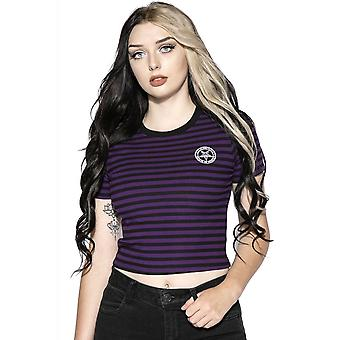 Blackcraft Cult Believe In Yourself Crop Tee