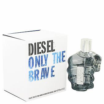 Alleen de dappere Eau De Toilette Spray door Diesel 4.2 oz Eau De Toilette Spray
