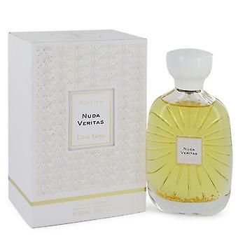 Nuda Veritas Eau De Parfum Spray (Unisex) By Atelier Des Ors 3.4 oz Eau De Parfum Spray