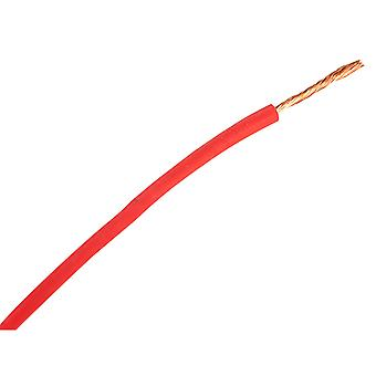 PJP 9025Cd10R 2A Red 10m Coil Silicone Test Cable