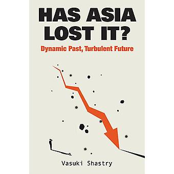 Has Asia Lost It Dynamic Past Turbulent Future by Shastry & Vasuki Chatham House & Uk