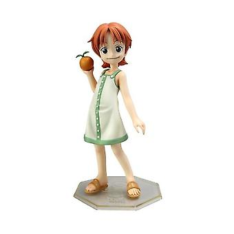 Anime One Piece Childhood Nami Figure Toy