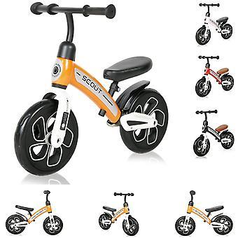 Lorelli hjul Scout 10 tum EVA hjul höj- och sänkbara styren, faux läder