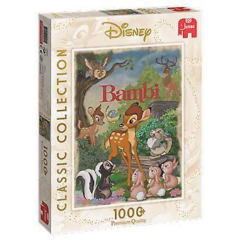 Jumbo 1000 pieces Jigsaw Puzzle Bambi Movie Poster