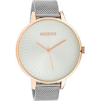 Oozoo - Ladies watch - C10551 - silver rose gold