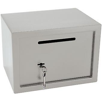 Draper 38220 16 L clé coffre-fort avec fente de Post