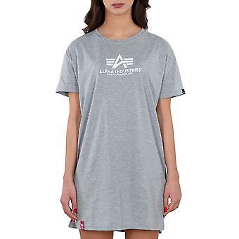 Alpha Industries Women's T-Shirt Basic Long