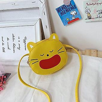 حقيبة كروس بودي القط الجميل