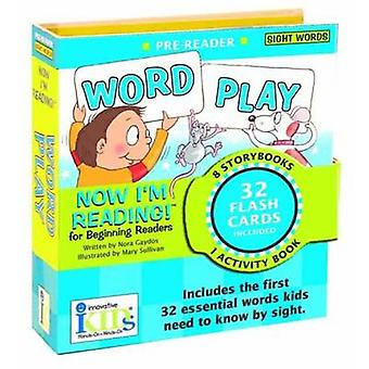 Nyt luen Nora Gaydasin PreReader Word Play -peliä