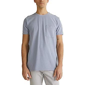 ESPRIT 040ee2k301 T-Shirt, 436/Pastel Blue 2, M Men's