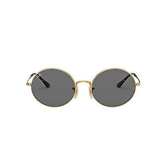 Ray-Ban RB1970 Brille, Gold, 54 Unisex-Erwachsene