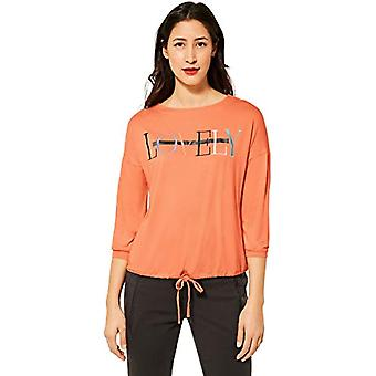 Street One 315959 T-Shirt, Durable Mandarin, 50 Woman