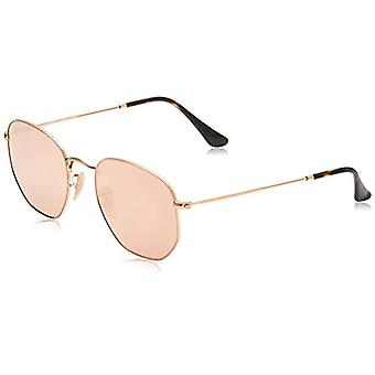 Ray-Ban RB 3548N Lunettes de Soleil, Or (Or), 54 mm Unisex-Adulte(2)