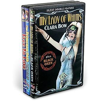 Clara Bow Collection [DVD] USA import