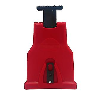 Red woodworking chainsaw sharpener fast grinding electric power tool az6046