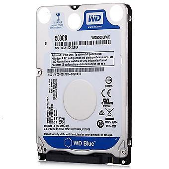 Intern harddisk 500g Hdd Hd Harddisk 6gb/s 16m 7mm 5400 Rpm