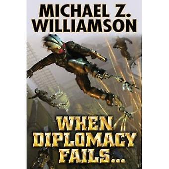 Kun diplomatia epäonnistuu