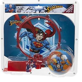 PMS DC Comics Superman Barnbasket Hoop & Ball Set