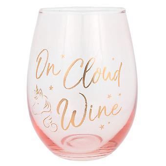 På Cloud Vin Drikke Glas
