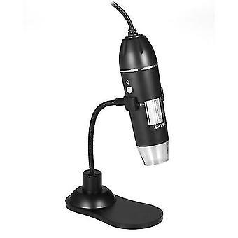 Digital Zoom Microscope USB Handheld & Desktop Magnifier