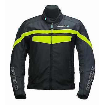Spada Energy 2 Jacket Black Fluo