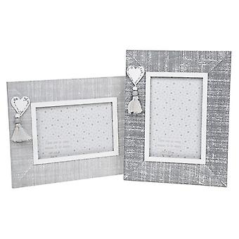 Provence Cool Grey Frame 4x6 | One Supplied