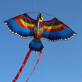 2021 Neue Papageiendrachen Vogeldrachen Outdoor Drachen