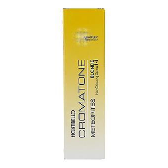 Permanent färg cromatone meteoriter blond Montibello Nº 132 (60 ml)
