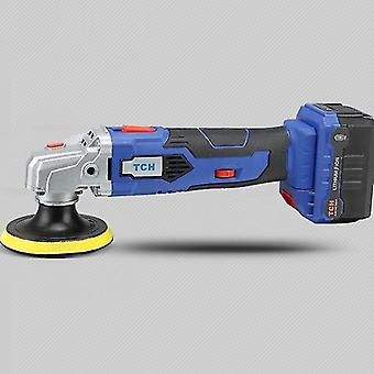 5-level Speed Waxing With 16v Lithium Battery Portable Car Polisher Machine