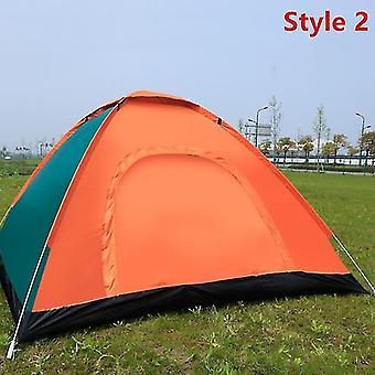 Outdoor Camping vouwen automatische tent 2 personen strand eenvoudige snelle opening automatische tent