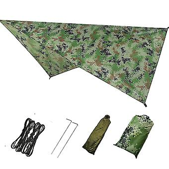 Lightweight Camping Tent Tent Outdoor Camping Tent Waterproof Canopy Sunscreen(GROUP3)
