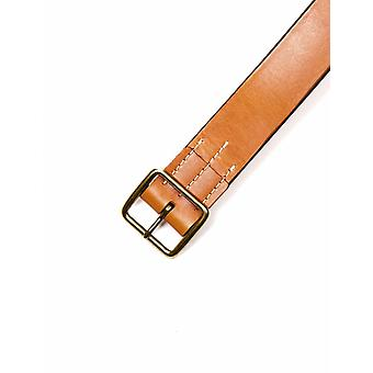 Red Wing 96563 Heritage Vegetable Tanned Leather Belt - Natural Tan