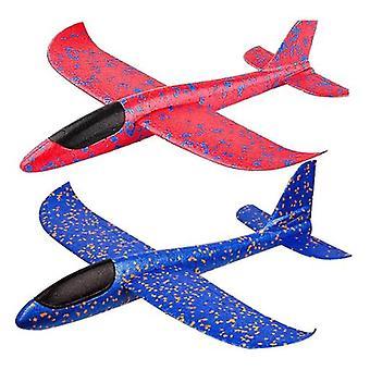 Jouet de planeur de jet d'avion de mousse, avion inertiel epp plan volant extérieur