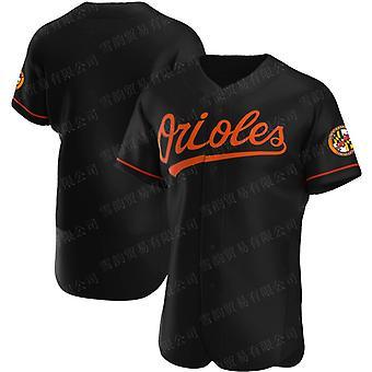 Pánske Baseball Jersey Orioles #8 Ripken #16 Mancini Player Jersey Hry Fanúšikovia Športové Baseball Uniformy Tričko Veľkosť S-xxxl