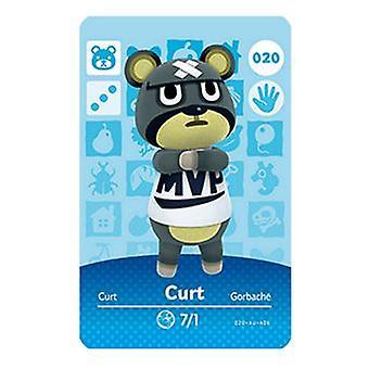 Nfc-pelikortti eläinten ylittämisestä yhteensopiva Nintendo Switch Amiibo / Switch Lite / Wii U kanssa