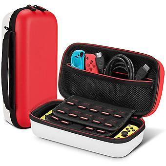 Puzdro na spínač Nintendo s úložným priestorom pre 19 herných kaziet