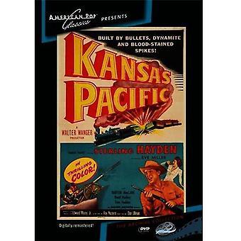 Import USA Kansas Pacific [DVD]