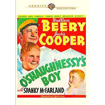 O'Shaughnessy's dreng [DVD] USA importerer