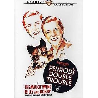 ペンロッドのダブル トラブル (1938) 【 DVD 】 アメリカ インポートします。