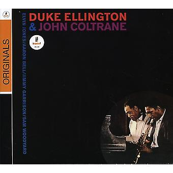 Coltrane/Ellington - Duke Ellington & John Coltrane [CD] USA import