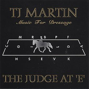 Tj Martin - Judge at E [CD] USA import