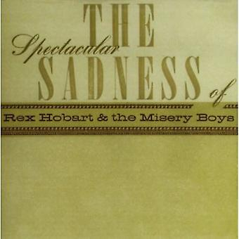 Rex Hobart & Misery Boys - Spectacular Sadness of [CD] USA import