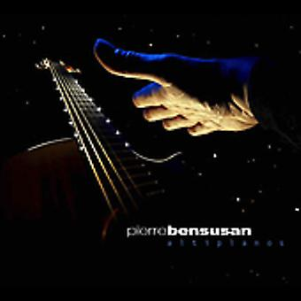 Pierre Bensusan - Altiplanos [CD] USA import