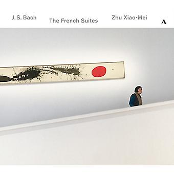Bach*J.S. / Xiao-Mei - J.S. Bach: French Suites Bwv 812-817 [CD] USA import