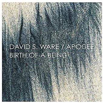 David S. Ware - Apogee / Birth of a Being [CD] USA import