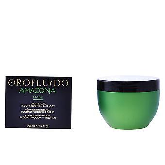 Orofluido Amazonia masker 250 Ml Unisex