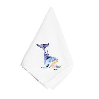 Carolines Treasures  8728NAP Dolphin Napkin